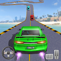 Crazy Car Driving Simulator 2 - Impossible Tracks icon