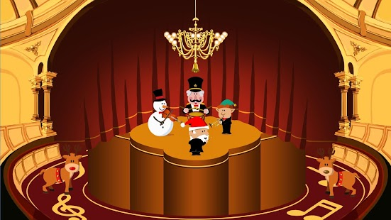 Santa Music Box- screenshot thumbnail