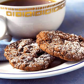 Brownie Cookies.