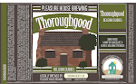 Logo of Pleasure House Brewing Thoroughgood