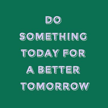 Do Something Today - Instagram Post Template