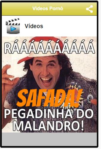 Vídeos XXX Pegadinha