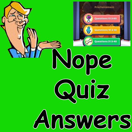 Reponse Nope Quiz