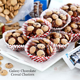Galaxy Chocolate Cereal Clusters