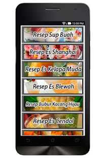 Resep Menu Buka Puasa- screenshot thumbnail