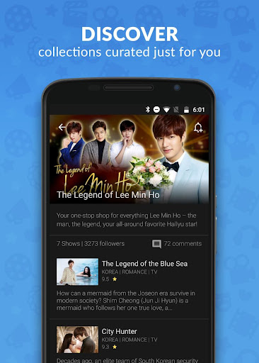 Viki: Korean Drama, Movies & Asian TV 5.0.1 screenshots 2