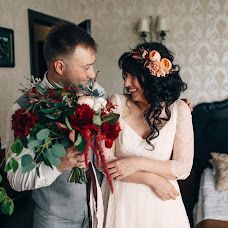 Wedding photographer Aleksandr Polosin (tomcat). Photo of 17.05.2015