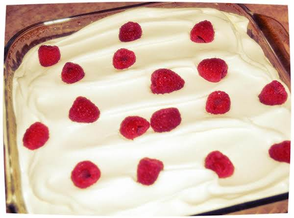 Raspberry Cheesecake Delite Recipe