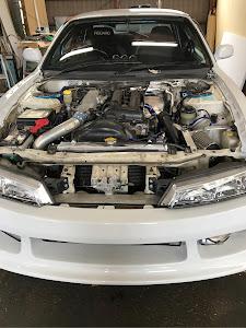 シルビア S14 後期 ksのエンジンのカスタム事例画像 ys.selcetさんの2018年08月08日11:53の投稿