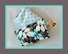 Photo: *Tyler* custom reversible Strap Wraps