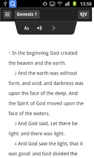 King James Version Bible 2016