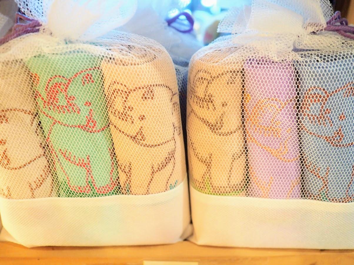 象柄のタオルセット@ゴチャパンプーケット