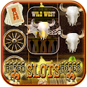 Wild wild west slot machines icon