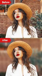 Download Auto background blur - DSLR Portrait image effect For PC Windows and Mac apk screenshot 5