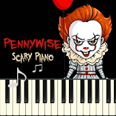 Pennywise IT Scary Piano