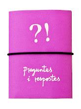 Photo: Preguntes i Respostes (PMF) Quadern artesà de disseny original de Ferran Cerdans Serra