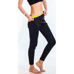 Pantaloni pentru slabit din neopren, marimea S, marca ASHOP - clinicaarmonie.ro