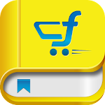 Flipkart eBooks Icon