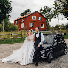 Wedding photographer Svitlana Sushko (claritysweden). Photo of 11.12.2017