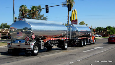 Photo: (Year 3) Day 36 - Silver Tanker