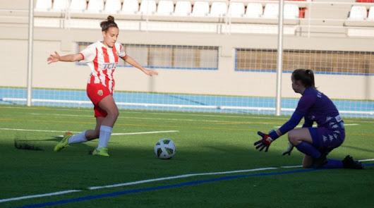 0-2: Duro castigo para un Almería Femenino que merece más frente al Santa Teresa