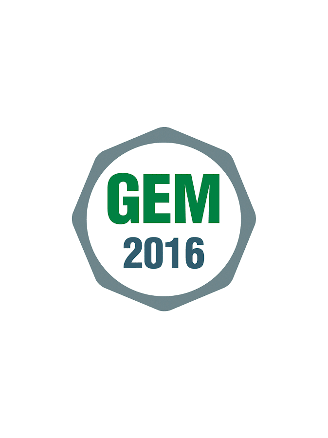 Congrès GEM 2016- screenshot