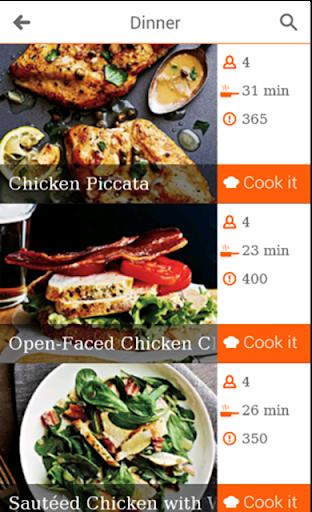 玩健康App Chicken Dishes免費 APP試玩