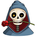 Horror & Scary Stickers - WAStickerApps icon