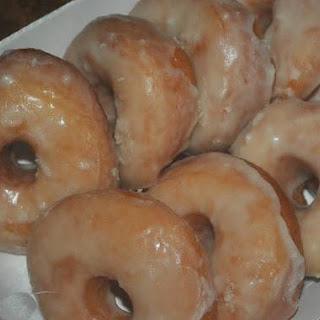 Krispy Kreme Donuts.