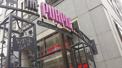 Photo: just liked the name - The Purple Pig
