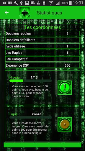 Code Triche HackBot Jeux de Hacker APK MOD (Astuce) screenshots 5