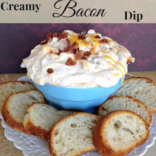 Creamy Bacon Dip