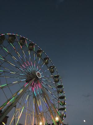 Lights wheel di Benedetta Paoletti