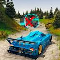 Extreme Car Racing Stunts Simulator icon