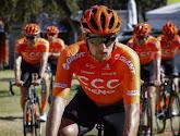 Nathan Van Hooydonck va disputer la Vuelta pour la première fois grâce à l'équipe CCC