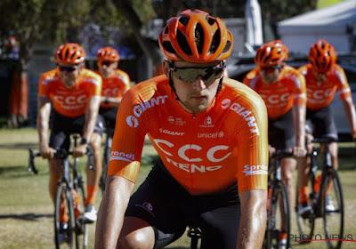 Un Belge va disputer la Vuelta pour la première fois grâce à l'équipe CCC