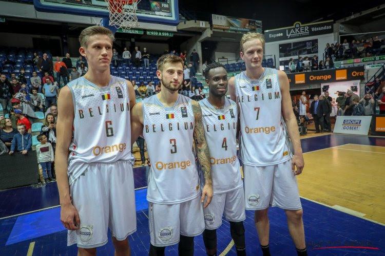 Jonge Belg trekt zich dan toch terug uit de NBA-drafts