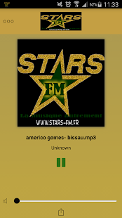 stars fm - náhled