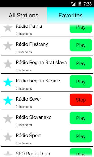 玩音樂App|斯洛伐克电台在线免費|APP試玩