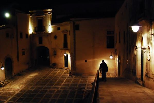 Solitario nella notte di Loredana Pagana
