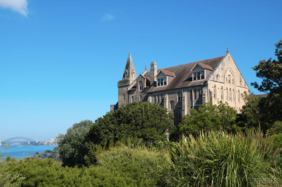 Sydney Kambala School