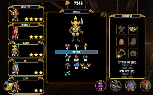 Royal Heroes: Auto Royal Chess screenshots apkspray 13