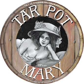 Logo of Tar Pot Mary