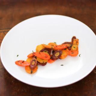 Sautéed Carrots with Fresh Thyme