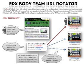 Photo: EPX Body Team FREE Link Rotator - Medium