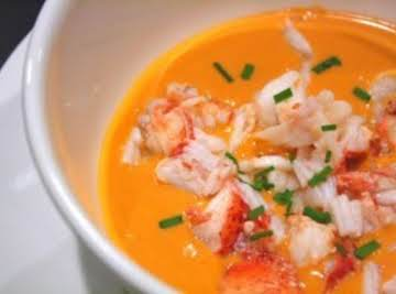 Lee's Lobster Bisque