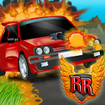 Road Rage: Cars and Guns Icon
