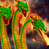 Hydra Snake City Attack