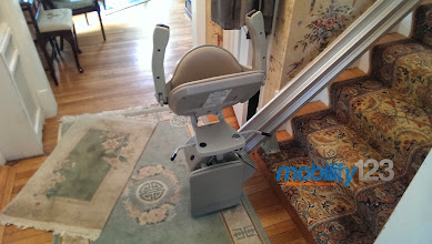 Photo: Stair Lift Cape May County NJ
