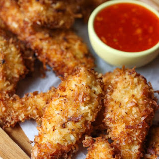 Coconut Crumbed Chicken Recipes
